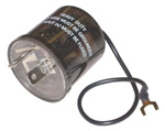 1952 Turn signal flasher for LED lights, 2 prongs