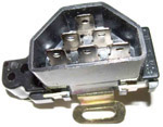 1961 Turn signal switch, Chevrolet only