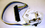1981 Turn signal switch, without tilt