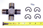 1977 U-joint only, front for 2 or 3 part shafts
