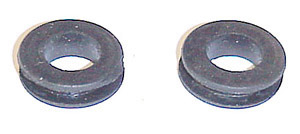1948 Wiper transmission arm rubber grommets
