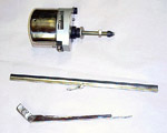 1937 Wiper motor electric conversion kit, 12 volt