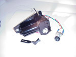 1950 Wiper motor electric conversion kit, 12 volt