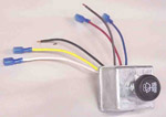 1956 Wiper delay switch only for the 12V conversion kits listed in this section