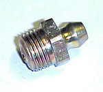 1940 Grease zerk, 1/8 inch NPT threads